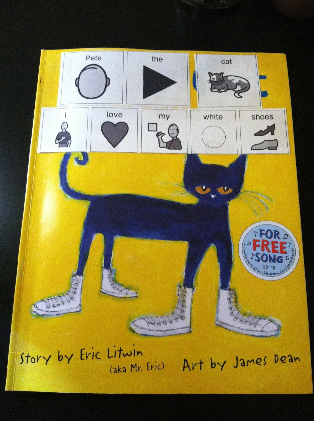Little Miss Kim S Class Freebie Pete The Cat I Love My