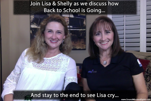 Lisa and Shelly discuss Back to School in Video