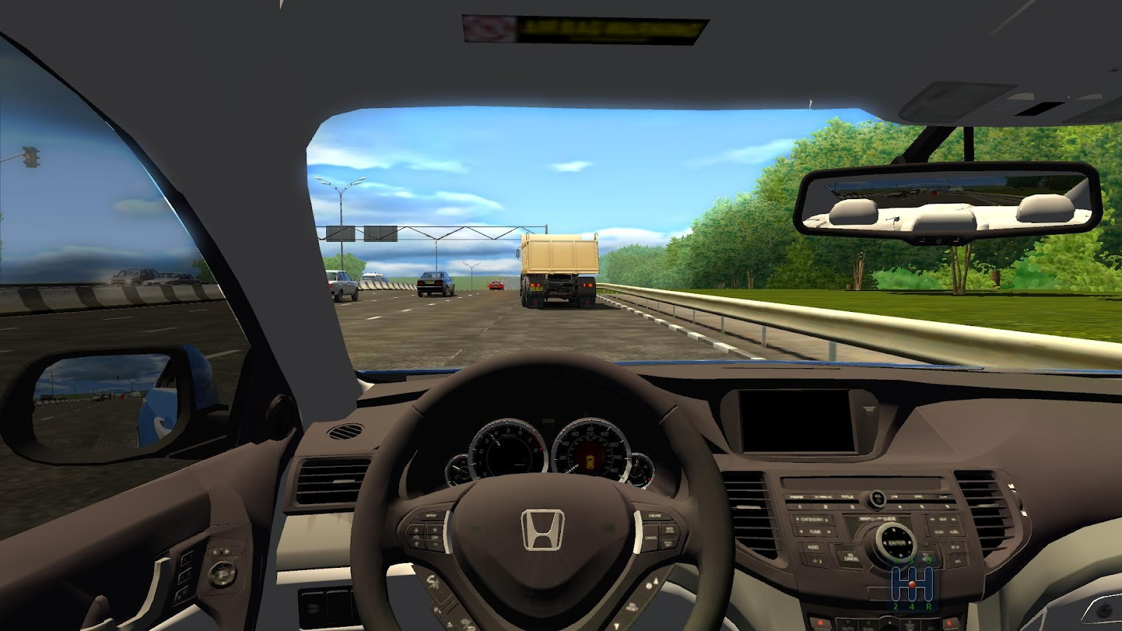 Simulator Car Games >> City Car Driving PC Download Completo FULL