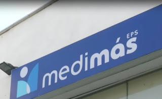 Certificado de Afiliacion EPS Medimás