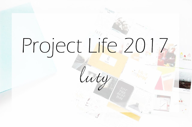 Project Life - luty 2017