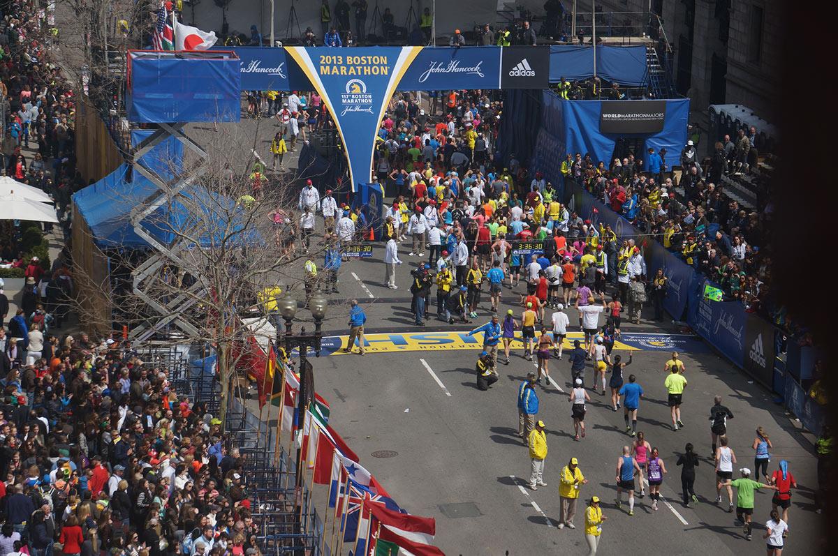 Día de patriotas - pelicula - maraton de Boston