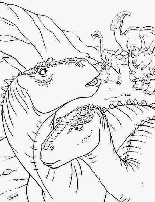 disney dinosaur coloring pages | Coloring Pages: Dinosaur Free Printable Coloring Pages