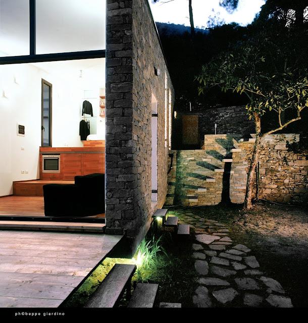 Tiny Italian Villa