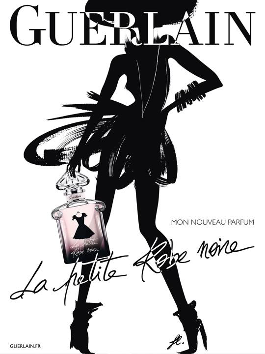 the beauty cove il profumo la petite robe noire di guerlain. Black Bedroom Furniture Sets. Home Design Ideas