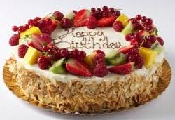 Resep Fruit Cake Lembut