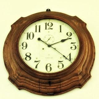 Antigo Relógio do Solar dos Câmara