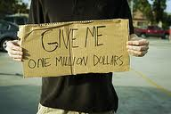 give-me-one-million-dollars-sign