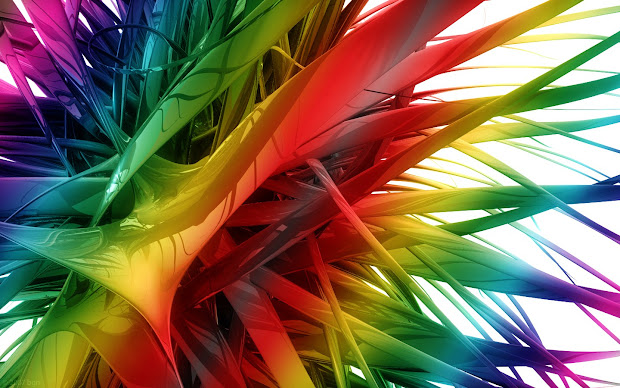 3D Cool Colorful Abstract Backgrounds