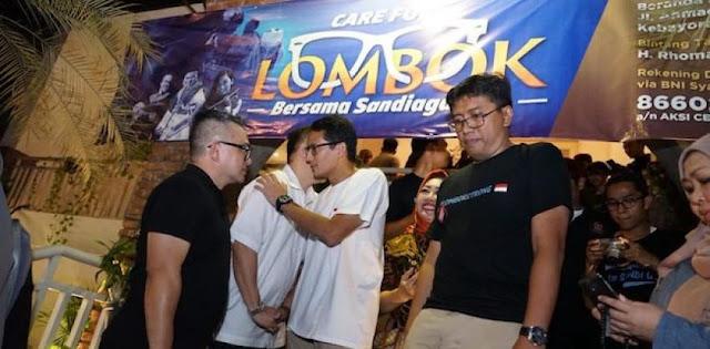 Lelang Barang Pribadi, Sandi Berhasil Kumpulkan Rp251 Juta untuk Lombok