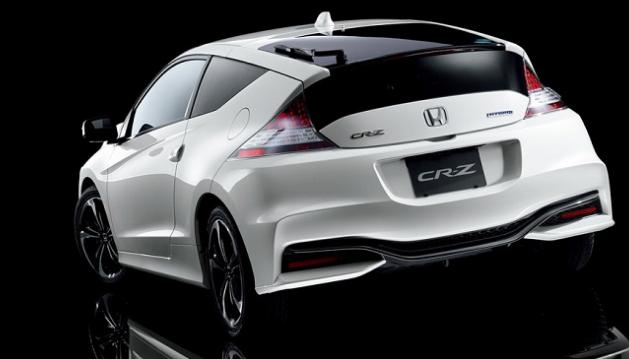 2017 Honda CR-Z Performance