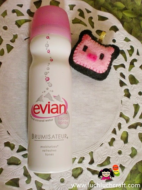 Beauty: Evian Facial Spray Review