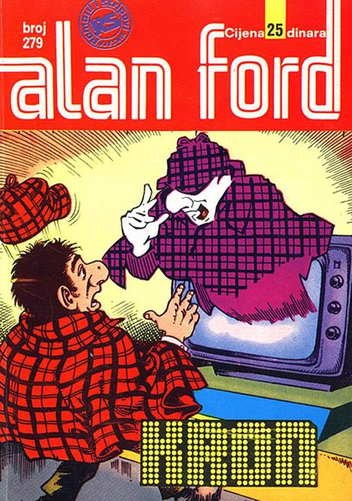 Kron - Alan Ford