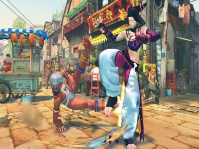 Street Fighter IV - Full Version Game Free Download for PC