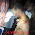 EXCLUSIVE: Thief Caught and stripped naked at Lagos State University Epe Campus (Graphic Picture/ Video)