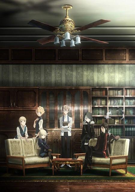 """Anime: Aniplex lanza el trailer subtitulado al ingles de """"Lord El-Melloi II's Case Files"""""""
