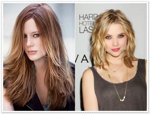 Fur 2015 Moderne Haarfarben Und Haarschnitte