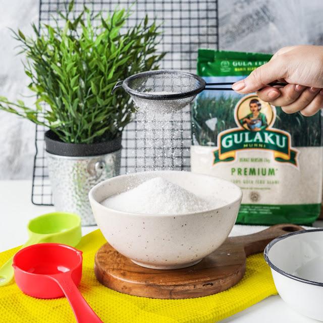 Lengkapi Kebutuhan Asupan Kalori dari Gula