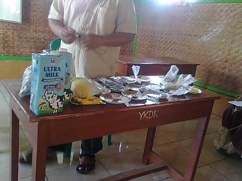 Bumbu Untuk Pembuatan Nasi Kebuli Pada Pelatihan di CV Mitra Tani Farm Bersama PKPU dan ZIS Indosat - www.mitratanifarm.com
