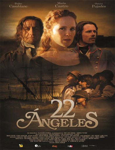 22 ángeles Poster