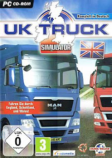 UK Truck Simulator PC Full Version Game Free Download