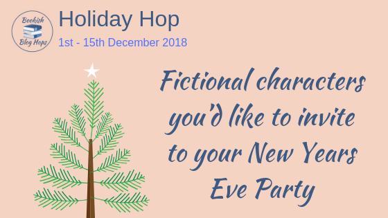 #BookishBlogHops: Holiday Hop Recap