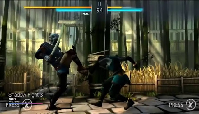 Screenshot Shadow Fight 3 Mod Apk
