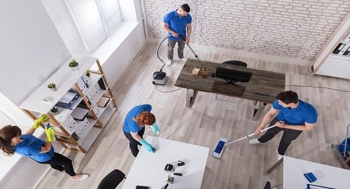 شركة تنظيف بدبي 2018-2019 خدمات تنظيف المنازل والمباني
