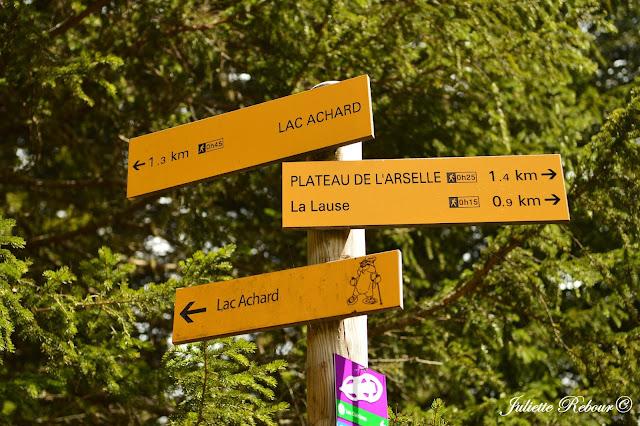 Randonnées près de Chamrousse