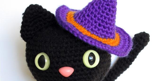 2000 Free Amigurumi Patterns: Halloween cats