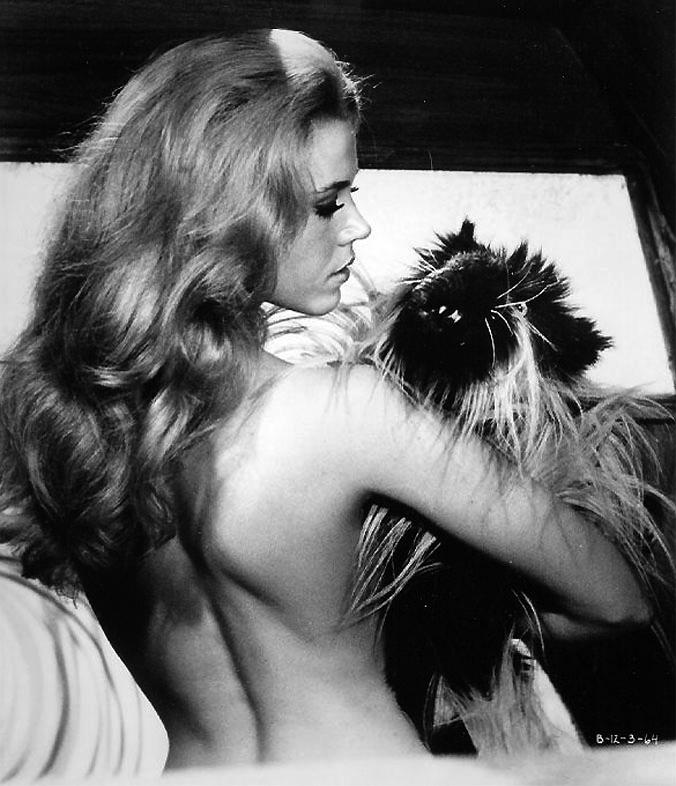 Barbarella Jane Fonda Body Nude