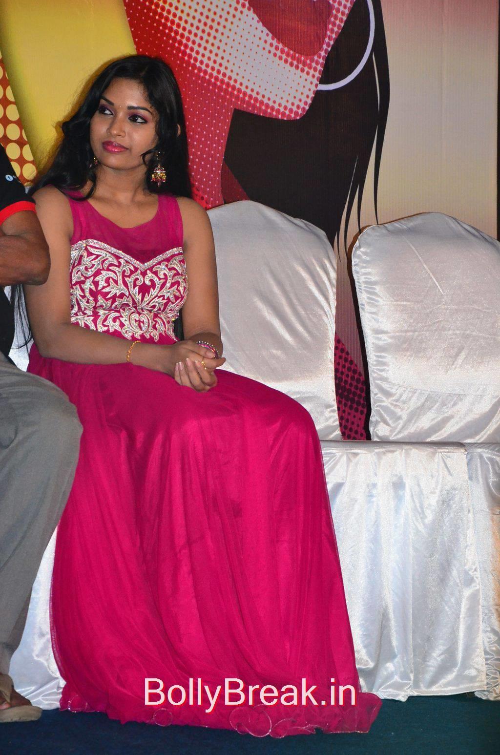 Priyanka Photos, Priyanka Hot Pics from Vandha Mala Movie Press Meet
