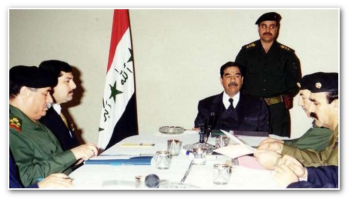 إياد علاوي يعزي بوفاة نجل وزير دفاع صدام حسين ويدعو لإطلاق سراح والده