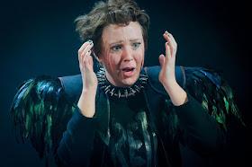 Emma Stannard as Ruggiero in Royal Academy Opera's Alcina (photo Robert Workman)