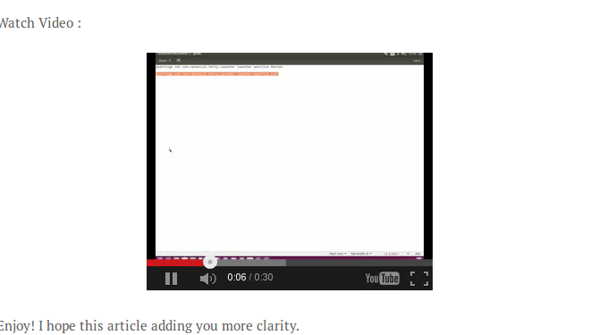 Install Flash Player for Watching Video in Ubuntu 16 04 Xenial Xerus