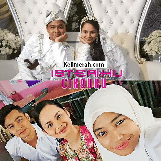 Cerekarama Isteriku CIkguku ,Lakonan Syafiq Kyle, Izara Aisyah