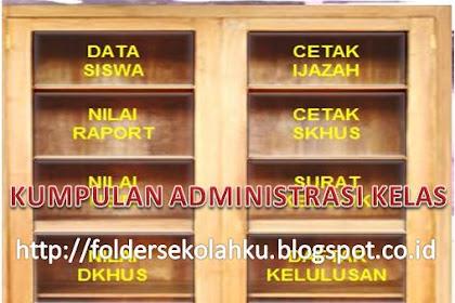 Kumpulan Administrasi Kelas