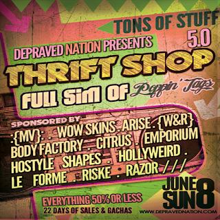 Thrift Shop 5.0