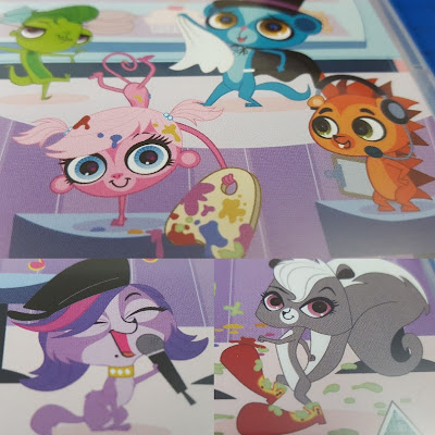 Littlest Pet Shop: Lights, Camera, Mongoose DVD Review