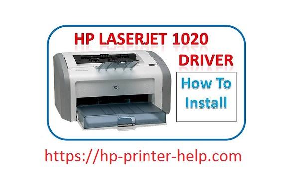 Hp Laserjet 1020 For Mac Yosemite