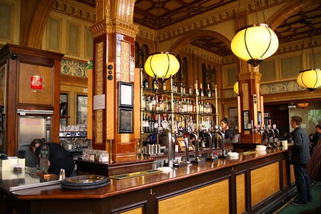 edynburskie puby