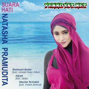 Natasha Pramudita - Suara Hati (2015) Album cover