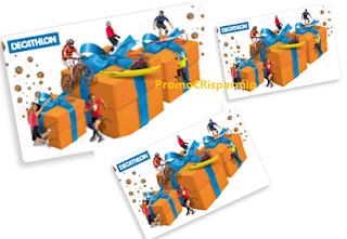 Logo Concorso Snack Park : vinci 63 carte regalo Decathlon da 150 euro
