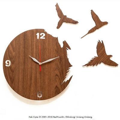 Jam Dinding Untuk Rumah Minimalis