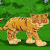 Escape The Forest Tiger