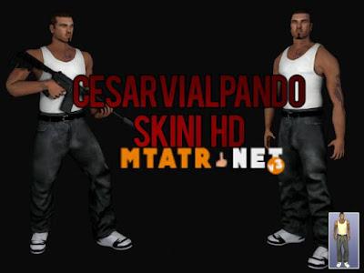 Cesar Vialpando HD