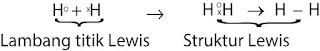Gambar struktur lewis