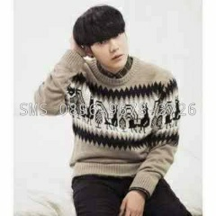 sweater-ad korea