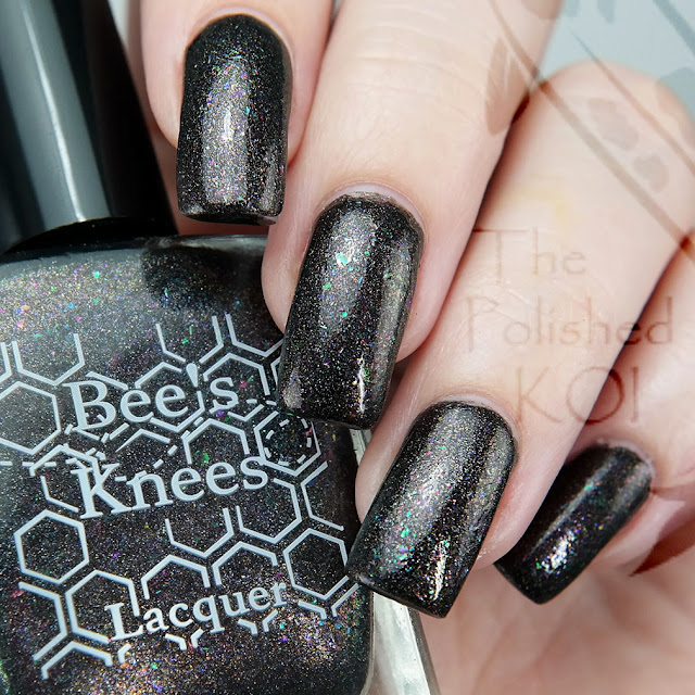 Bee's Knees Lacquer The Rise of Dick