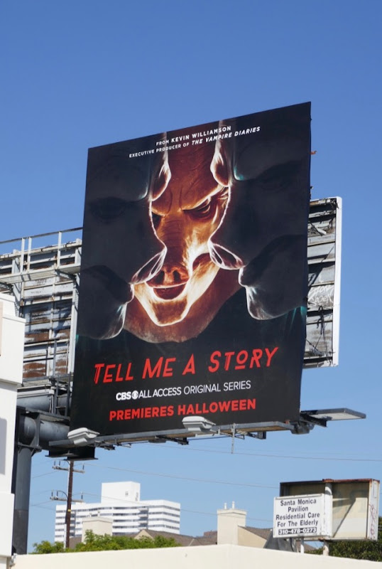 Tell Me A Story season 1 billboard